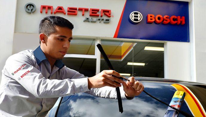 Master Auto Bosch lanza su campaña de Seguridad Vial