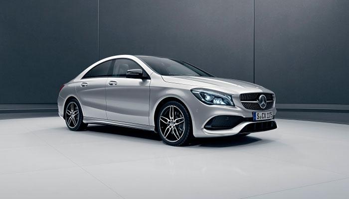 Mercedes-Benz llega a la cima en el segmento Premium 2016