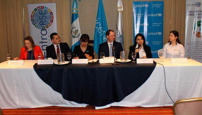 CentraRSE y UNICEF realizan Mesa Empresarial por la juventud