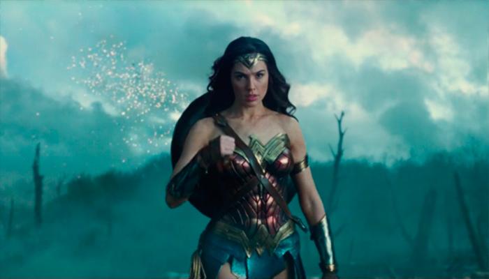 """Warner Bros lanzó el tercer tráiler de """"Wonder Woman"""""""