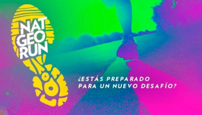"""La """"Nat Geo Run"""" se realizará por primera vez en Guatemala"""