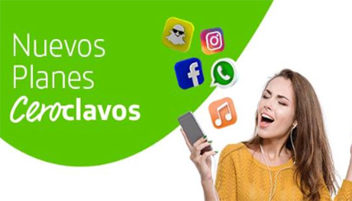 Movistar presenta nuevos planes ilimitados sin contrato