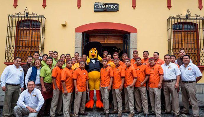 Pollo Campero en Antigua Guatemala tiene nueva imagen