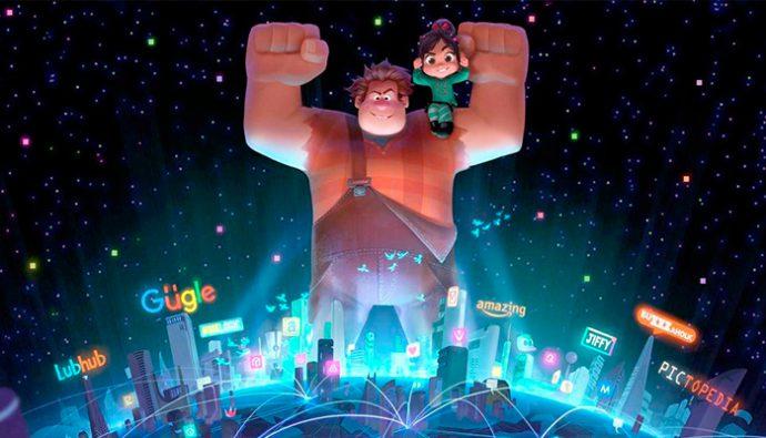 """Disney revela más detalles de """"Ralph el Demoledor 2"""""""