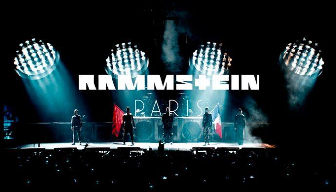 """El concierto """"Rammstein: París"""" llega a Guatemala en un evento a nivel mundial"""