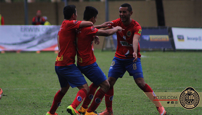 Resultados Liga Nacional de Guatemala Jornada 13, Clausura 2017