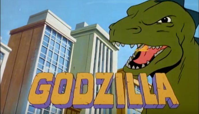 """Netflix estrenará una película animada de """"Godzilla"""""""