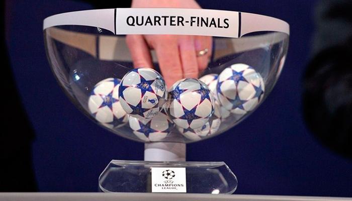 Resultado sorteo cuartos de final de champions league 2016 for Sorteo champions cuartos 2017