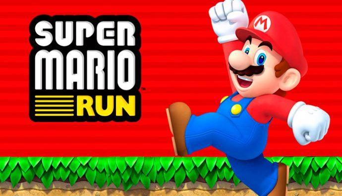 """""""Super Mario Run"""" ya está disponible en Android"""