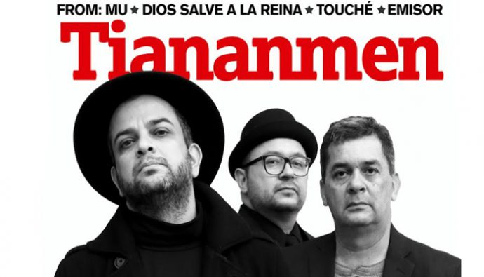 "La banda nacional Tiananmen lanza su nuevo video ""Stay With Me"""
