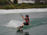 Laguna Wake Park, el primer parque de wakeboard en Guatemala