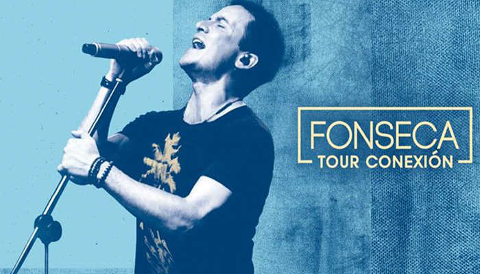 Detalles del concierto de Fonseca en Guatemala, mayo 2017
