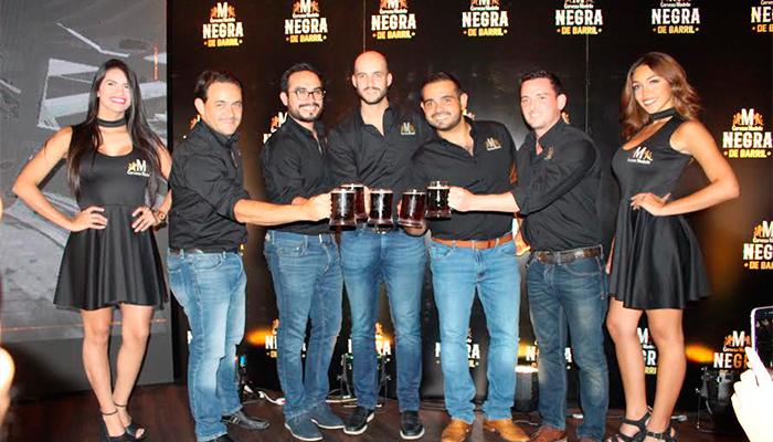 Cerveza Modelo Negra de barril llega a Guatemala