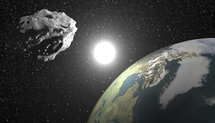 Asteroide de 650 metros pasará muy cerca de la Tierra el 19 de abril