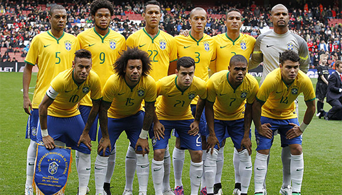 Brasil es la mejor selección del mundo en el Ranking de la FIFA, abril 2017