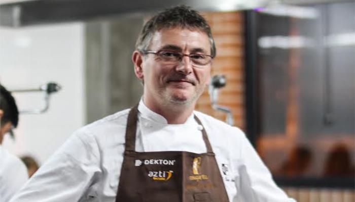 Guatemala recibe al chef internacional Andoni Luis Aduriz