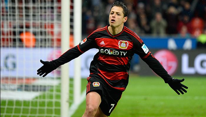 Chicharito Hernández podría dejar Alemania para jugar en la MLS