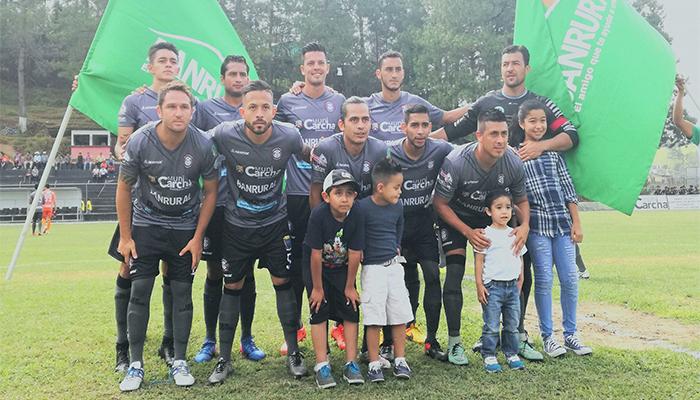 Deportivo Carchá regresará a la Primera División del fútbol nacional