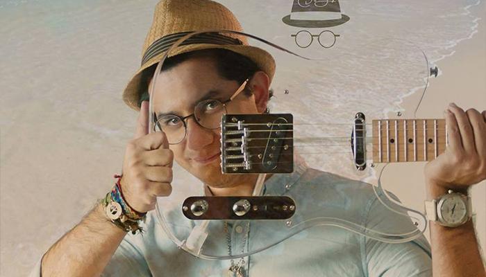 El guatemalteco Diego Ález presenta su nuevo video