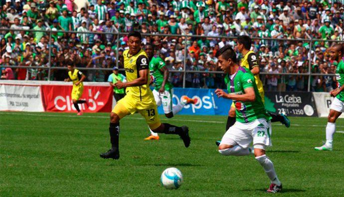Fecha y Hora de la jornada 17 del Torneo Clausura 2017 de Guatemala