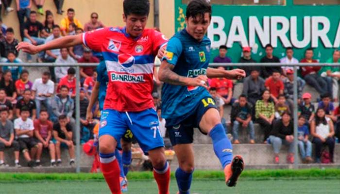 Fecha y Hora de la jornada 19 del Torneo Clausura 2017 de Guatemala