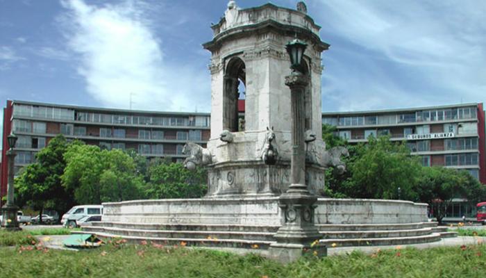 Municipalidad restaurará la Fuente Carlos III de la