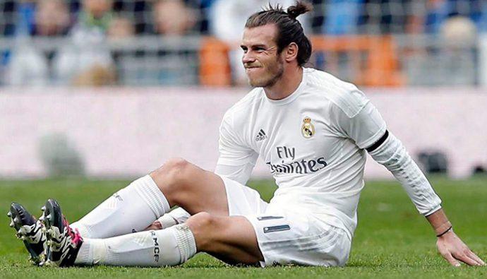 Gareth Bale se podría perder el resto de la temporada por lesión