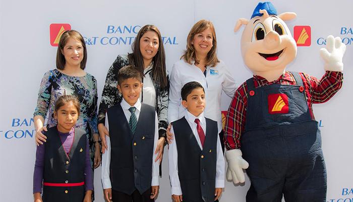 G&T Continental impulsa el sueño de 3 niños guatemaltecos