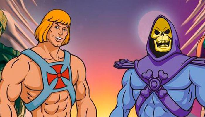 """Sony Pictures producirá reboot the """"He-Man y los Amos del Universo"""""""