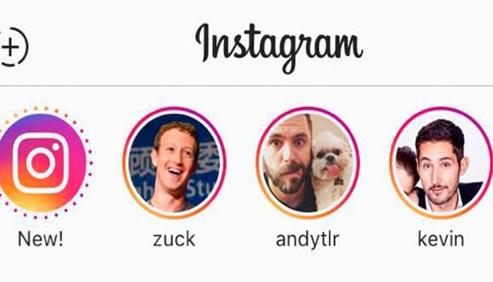 Instagram Stories ha superado en usuarios a Snapchat