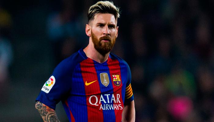 Iraní causa furor en las redes sociales por su parecido a Lionel Messi
