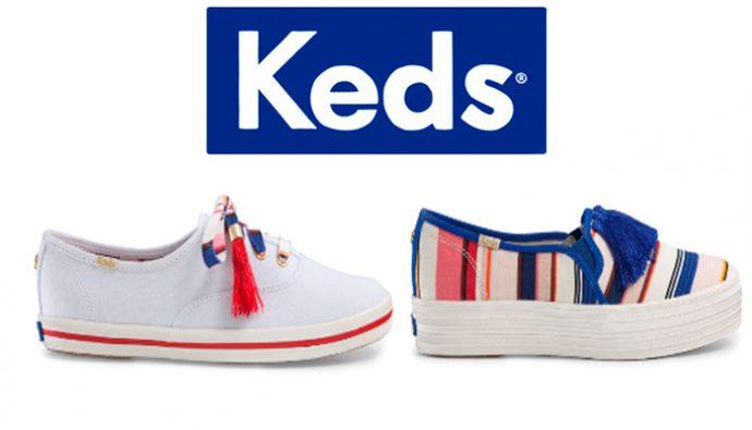 KEDS lanza colección Primavera Verano 2017