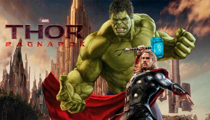 """Marvel Studios presenta el primer tráiler oficial de """"Thor: Ragnarok"""""""