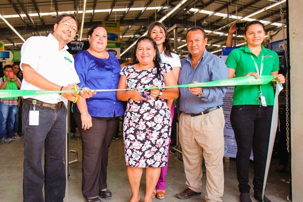 Maxi Despensa inaugura su tienda en Palín, Escuintla