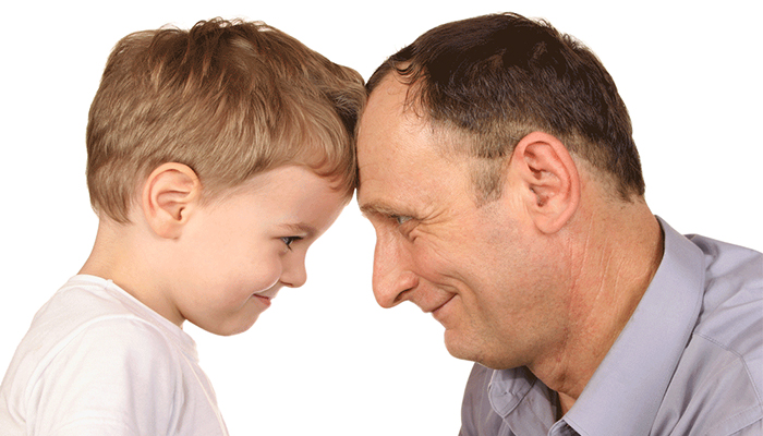 5 errores más comunes de los hombres como padres