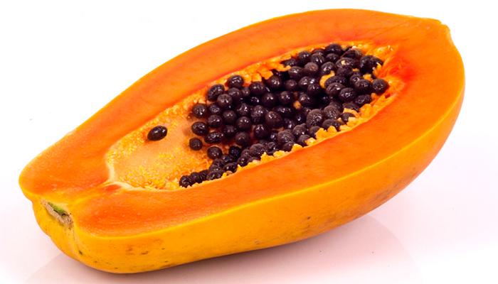 5 beneficios del consumo de la papaya