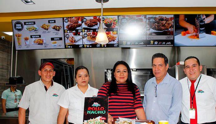 Pollo Brujo inaugura su tienda en Centro Comercial Miraflores