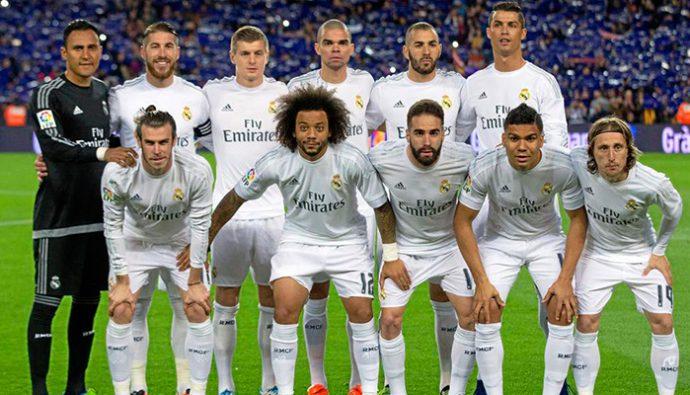Real madrid disputar el juego de estrellas 2017 de la mls for Juego de real madrid