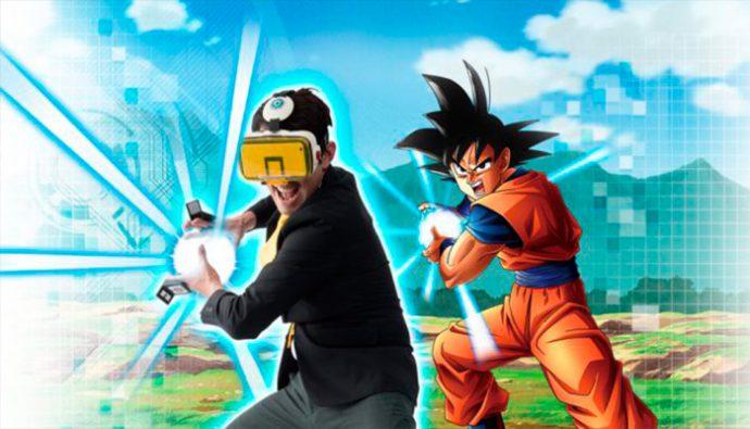 Dispositivo te permitirá formar parte de Dragon Ball Z en realidad virtual
