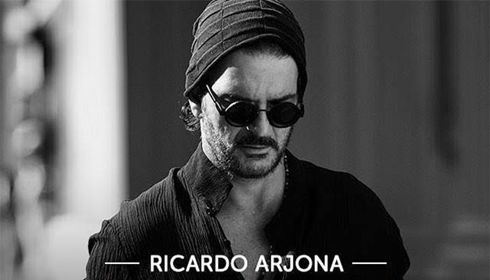 Ricardo Arjona llega a los Premios Billboard por primera vez
