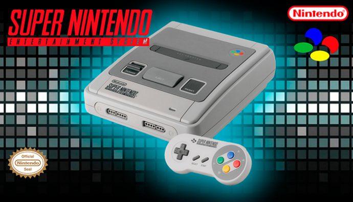 """Nintendo lanzará muy pronto una versión mini del """"Super Nintendo"""""""