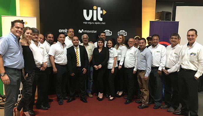VIT, la app que busca solucionar la necesidad de transporte en Guatemala