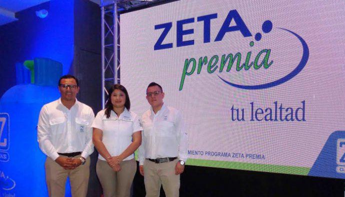 "Zeta Gas reconoce a clientes con ""Zeta Premia Tu Lealtad"""