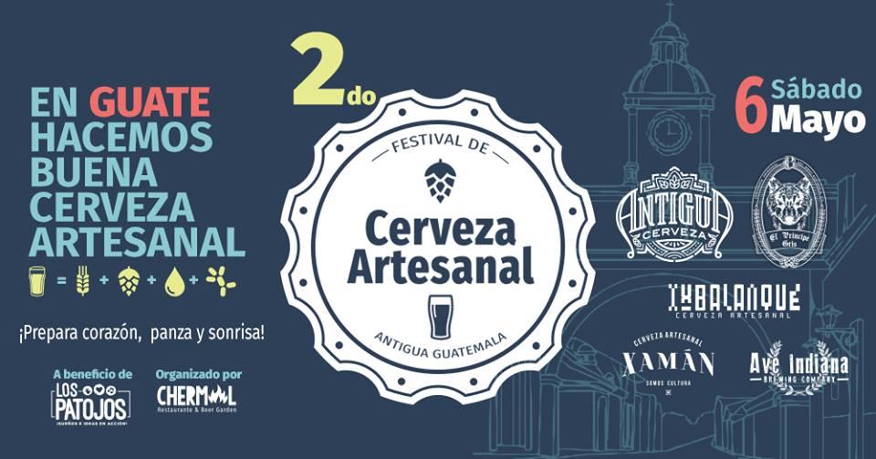 2do Festival de Cerveza Artesanal Antigua Guatemala