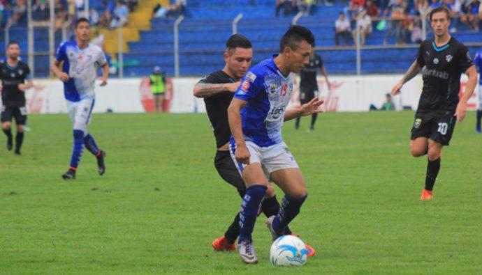 Clausura 2017: Suchitepéquez sorprende a Comunicaciones en el partido de ida