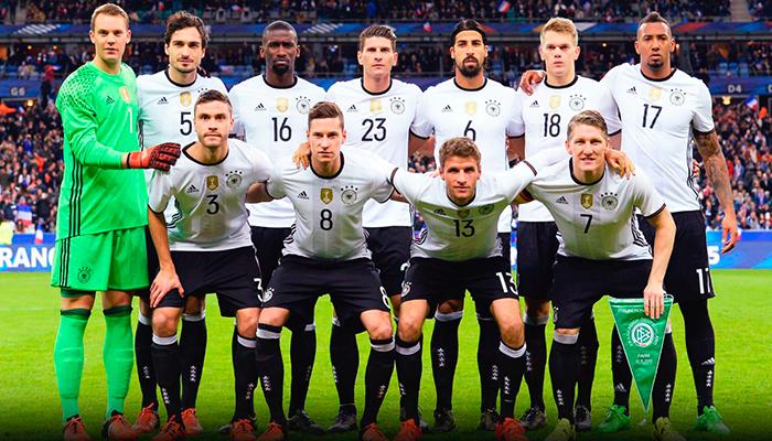 Alemania disputará la Copa Confederaciones 2017 sin sus estrellas
