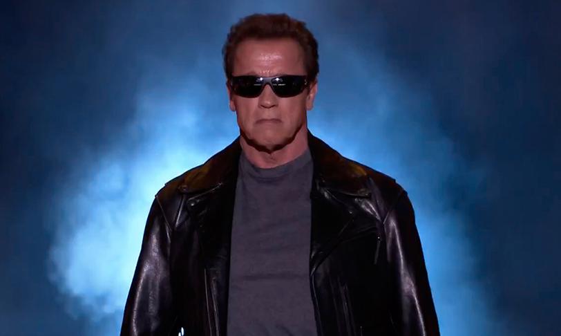 Arnold Schwarzenegger será Terminator una última vez