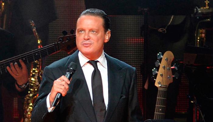 Policía de Los Ángeles arresta al cantante Luis Miguel