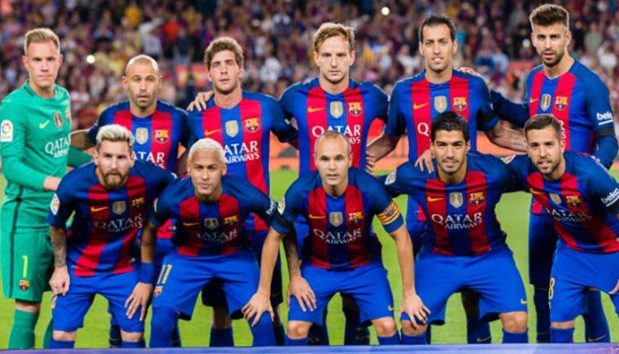 FC Barcelona hace la presentación oficial de su nuevo director técnico