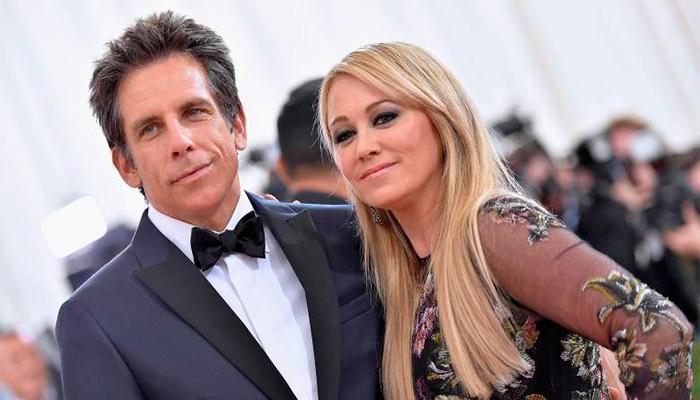 Ben Stiller y Christine Taylor anuncian su divorcio tras 17 años de casados